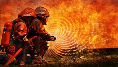 Rumah Warga di Tambora Terbakar, 10 Mobil Pemadam Diterjunkan