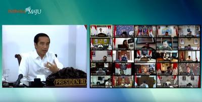 New Normal Pariwisata Bakal Dibuka, Presiden Jokowi: Tidak Usah Tergesa-gesa