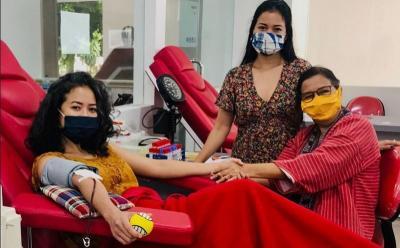 Cerita Ratri Anindya, Pasien Sembuh Covid-19 Donorkan Plasma Darah