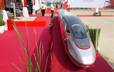 Tetap Berlanjut, Proyek Kereta Cepat Diintegrasikan Jadi Bandung-Surabaya