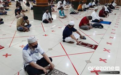 Masjid di Wilayah PSBB Gelar Sholat Jumat, Ini Sikap Muhammadiyah