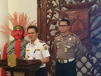 Dishub DKI: Pemeriksaan SIKM Terus Dilakukan hingga Indonesia Bebas Covid-19