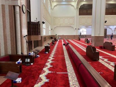 Usai Lockdown, 90 Ribu Masjid di Saudi Kembali Dibuka pada Hari Minggu