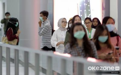 523 Pasien Sembuh Corona Hari Ini Pecahkan Rekor, Berikut Sebarannya