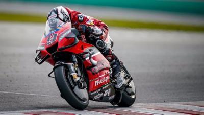 Aleix Espargaro Tanggapi Keputusan Ducati Gantikan Petrucci di Tim Pabrikan