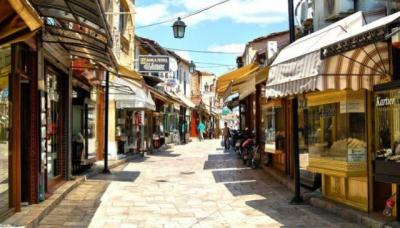 Jalan-Jalan ke Old Bazaar Skopje yang Terbesar dan Tertua di Balkan