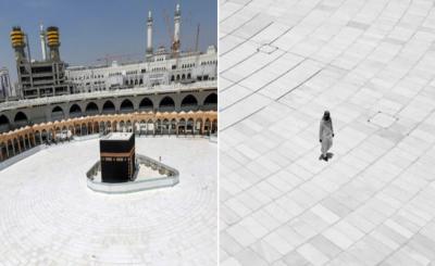 Viral Pria Tawaf Sendirian di Ka'bah, Mimpi 20 Tahun yang Jadi Kenyataan