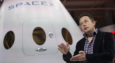 SpaceX Luncurkan Roket ke Luar Angkasa, Berapa Kekayaan Elon Musk?