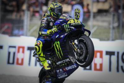 Daftar Pembalap dan Tim untuk MotoGP 2021, di Mana Valentino Rossi Berlabuh?