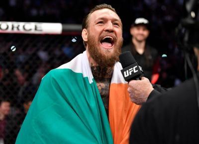 McGregor Akan Hadapi Pemenang dari Duel Khabib vs Gaethje