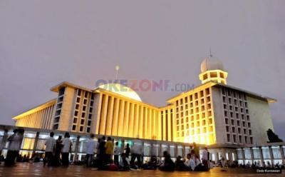 DMI: Pengurus Masjid Harus Di-Briefing Sebelum Gelar Sholat Berjamaah