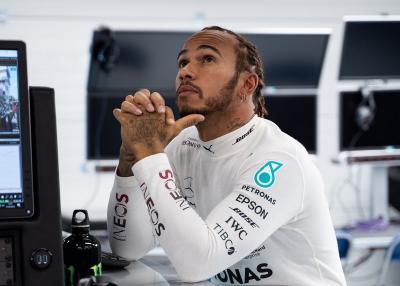 Lewis Hamilton Kritik F1 yang Dianggap Diam soal Kematian George Floyd