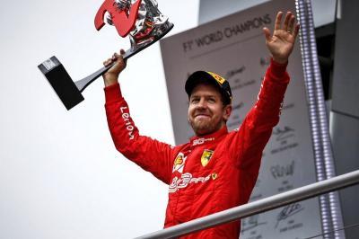F1 2019 Diklaim Jadi Musim Terbaik Sebastian Vettel