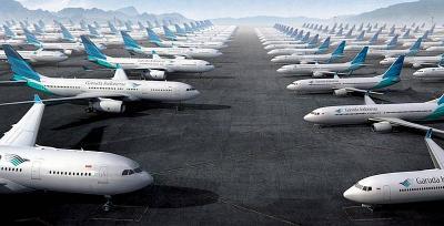 Haji 2020 Batal, Bos Garuda Ungkap Dampaknya ke Pendapatan