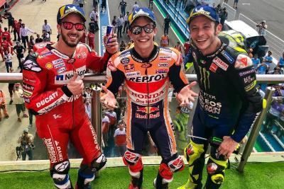 Tak Ada Pembalap MotoGP di Daftar 100 Atlet dengan Bayaran Termahal Versi Forbes