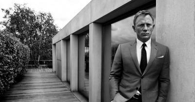 14 Tahun Jadi James Bond, Daniel Craig Pamit
