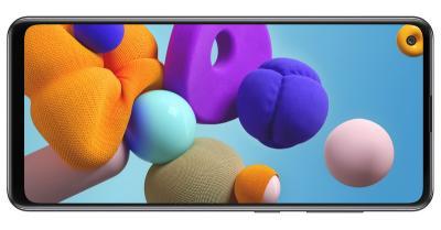Samsung Hadirkan Galaxy A21s, Usung Quad Camera & 5.000 mAh