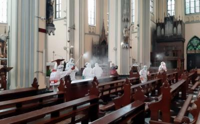 Gereja Katedral Jakarta Belum Adakan Ibadah Tatap Muka