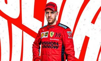 Ferrari Dukung 100% Vettel Gabung dengan Mercedes di F1 2021
