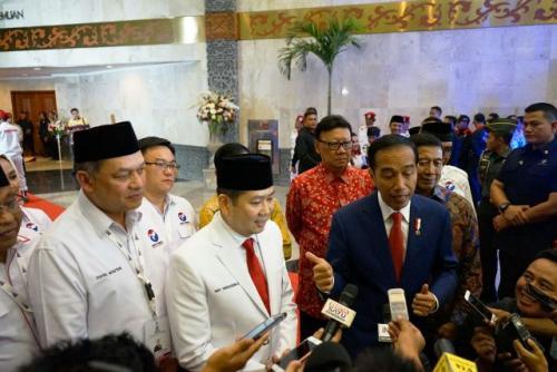 Jokowi: Kritik Itu Perlu Tapi Harus Berdasarkan Data