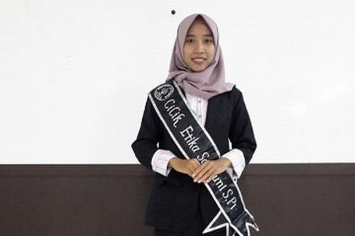Mahasiswa IPB Teliti Limbah Cangkang Udang untuk Penguat Gigi