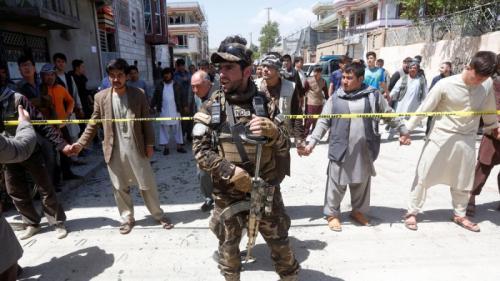 Lebih dari 50 Orang Tewas dalam Serangan Bom Bunuh Diri di Pusat Registrasi Kabul