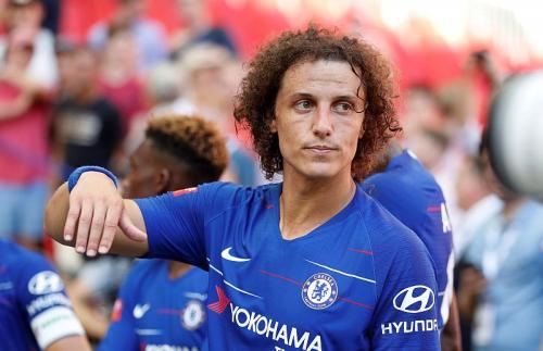 David Luiz Kurang Puas Timnya Hanya Bermain Imbang Kontra Man United
