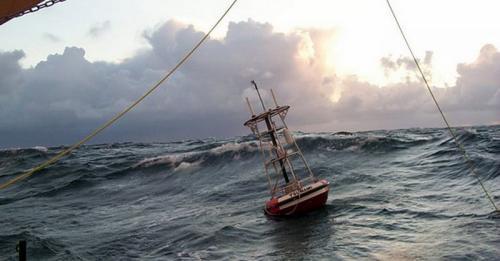 Ombak 4 Meter Ancam Perairan Selatan Cilacap